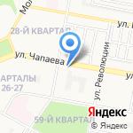 ЭльДиз на карте Дзержинска
