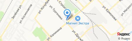 Банкомат Россельхозбанк на карте Георгиевска