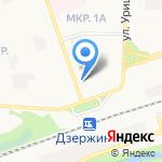 Ни хвоста на карте Дзержинска