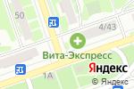 Схема проезда до компании Киоск по продаже лотерейных билетов в Дзержинске