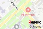 Схема проезда до компании Интеллект в Георгиевске