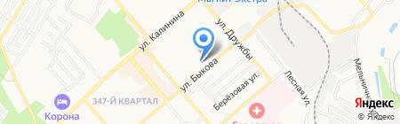 Интеграл на карте Георгиевска