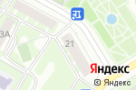 Схема проезда до компании Экспресс-кафе в Дзержинске
