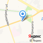 Пласт Плюс на карте Дзержинска