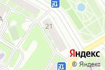 Схема проезда до компании Райцентр в Дзержинске