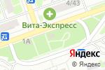 Схема проезда до компании Связной в Дзержинске