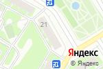 Схема проезда до компании Магазин цветов и игрушек в Дзержинске