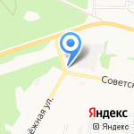На Советской на карте Дзержинска
