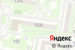 Схема проезда до компании Упак Групп в Дзержинске