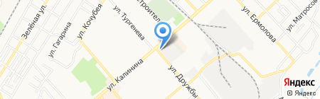 Ваши окна на карте Георгиевска