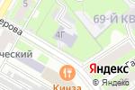 Схема проезда до компании Эколого-биологический центр в Дзержинске