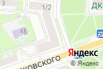 Схема проезда до компании КБ Ренессанс Кредит в Дзержинске