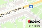 Схема проезда до компании Информ Бюро в Дзержинске