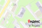 Схема проезда до компании Детский сад №100 в Дзержинске