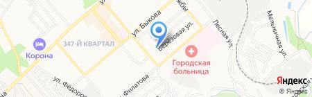 Ультразвук на карте Георгиевска