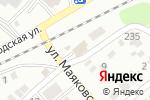 Схема проезда до компании Автокомплекс в Георгиевске