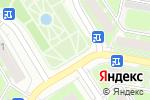 Схема проезда до компании Новый город в Дзержинске
