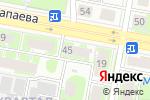 Схема проезда до компании Торгово-производственная компания в Дзержинске