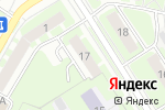 Схема проезда до компании CITY & SUSHI в Дзержинске