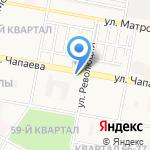 САНЭКО на карте Дзержинска