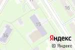 Схема проезда до компании Центральная детская музыкальная школа им. А.Н. Скрябина в Дзержинске