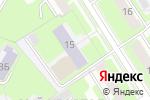 Схема проезда до компании Концертный зал им. А.Н. Скрябина в Дзержинске