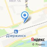 Ваш доктор на карте Дзержинска