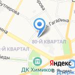 ТНС ЭНЕРГО НИЖНИЙ НОВГОРОД на карте Дзержинска