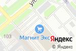 Схема проезда до компании Банкомат, Газпромбанк в Георгиевске