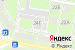 Схема проезда до компании Kolobox в Дзержинске