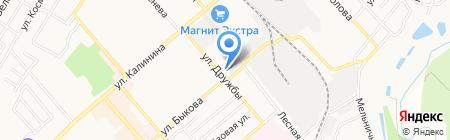 Память на карте Георгиевска