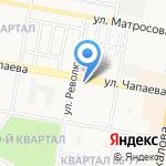 Ателье на карте Дзержинска