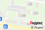 Схема проезда до компании ВелоМастер НН в Дзержинске