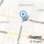 Автомакс на карте Дзержинска