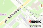 Схема проезда до компании GREEN в Георгиевске