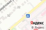 Схема проезда до компании ГорЗдрав в Георгиевске