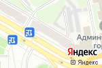 Схема проезда до компании ЦЕНТРОФИНАНС ГРУПП в Дзержинске