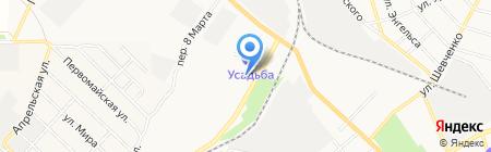 Метиз-98 на карте Георгиевска