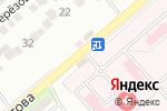 Схема проезда до компании Продуктовый магазин в Георгиевске
