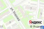 Схема проезда до компании Мастерская по ремонту обуви в Дзержинске