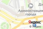 Схема проезда до компании ПравоВед в Дзержинске