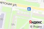 Схема проезда до компании Авто Климат в Дзержинске