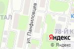 Схема проезда до компании Управдом в Дзержинске