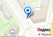 Союз Торгово-промышленная палата г. Дзержинска на карте