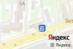 Схема проезда до компании Акконд в Дзержинске