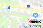 Схема проезда до компании Масленыч в Дзержинске
