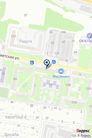 ПТФ ТЕПЛОИЗОЛЯЦИЯ на карте Дзержинска