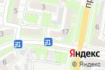 Схема проезда до компании Дзержинск-металл в Дзержинске
