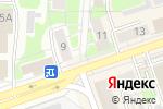 Схема проезда до компании БалтБет в Дзержинске