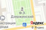 Схема проезда до компании ТеплоКомплект в Дзержинске